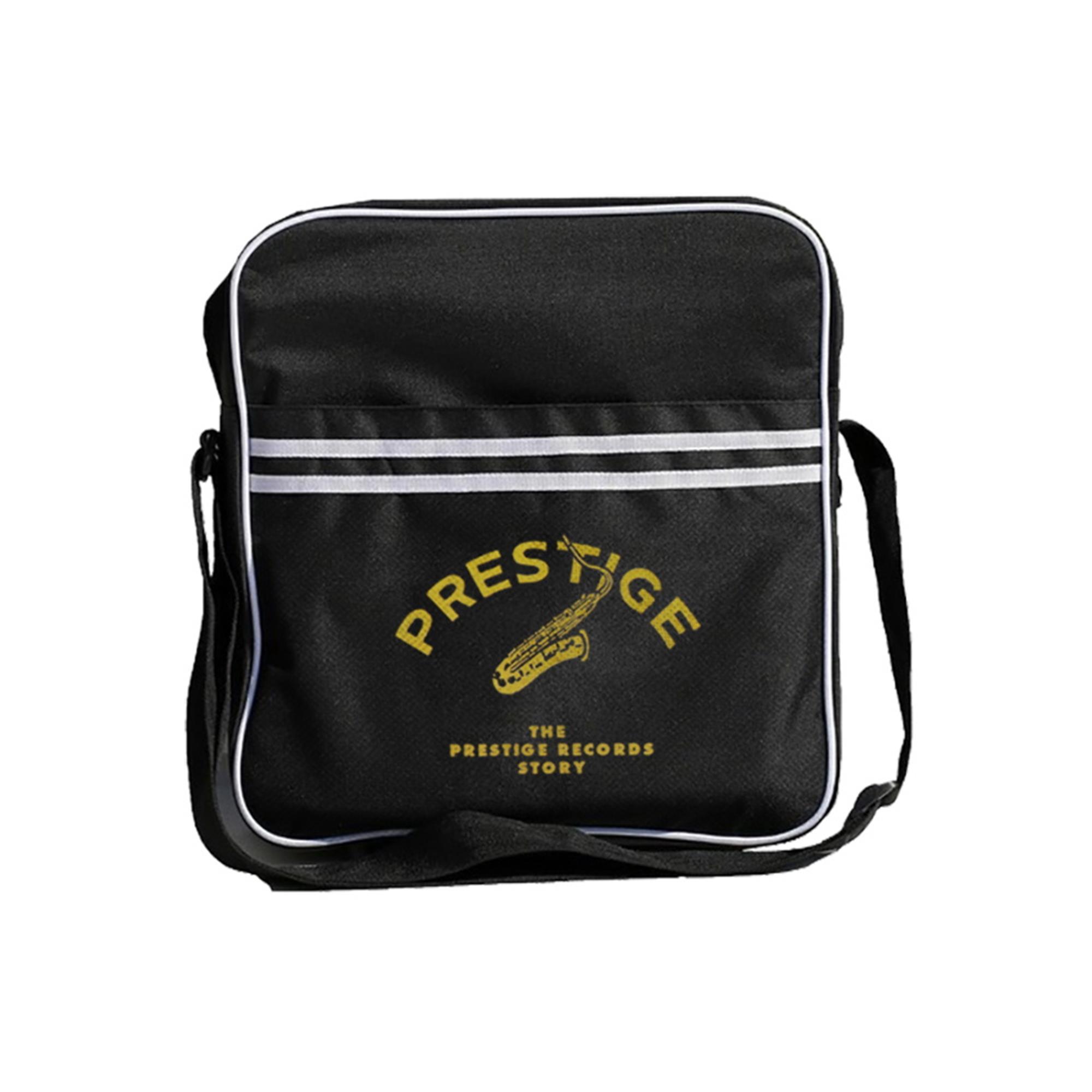 Prestige Records Zip Top Vinyl Record Bag