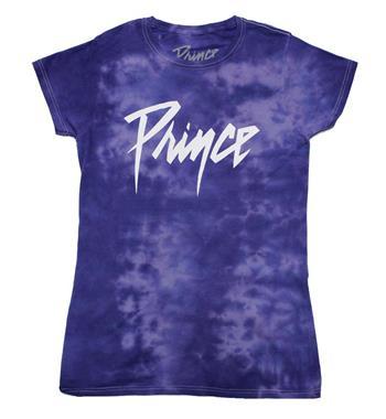 Buy Prince Logo Tie Dye T-Shirt by Prince
