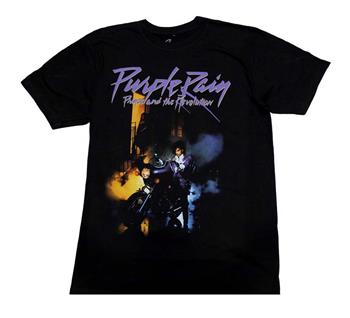 Buy Prince Purple Rain T-Shirt by Prince