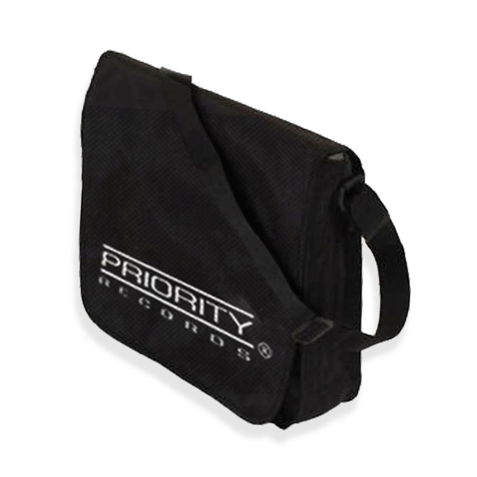 Priority Records Flap Top Vinyl Record Bag