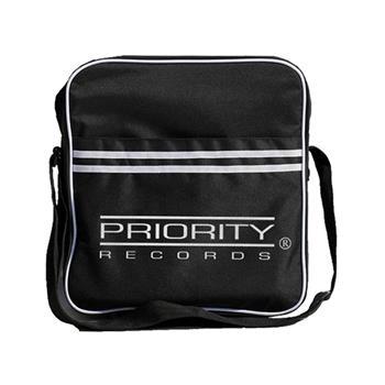 Priority Records Priority Records Zip Top Vinyl Record Bag
