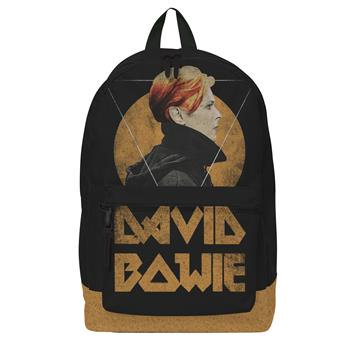 David Bowie Profile Backpack