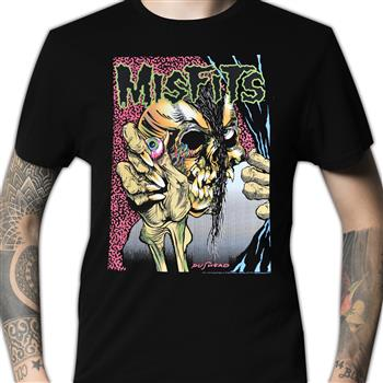 Buy Pushead T-Shirt by Misfits