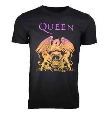 Queen Queen Crest Gradient T-Shirt