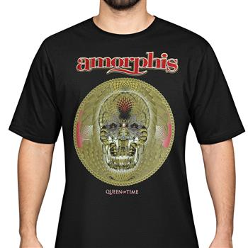Buy Queen Of Time T-Shirt by Amorphis