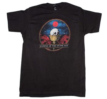 Buy Queens of the Stone Age Chalice T-Shirt by Queens of the Stone Age