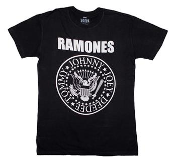 Buy Ramones Seal Logo T-Shirt by Ramones