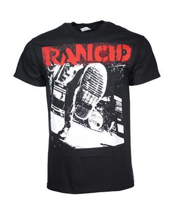 Rancid Rancid Boot T-Shirt