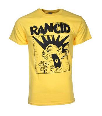 Rancid Rancid Screaming Mohawk T-Shirt