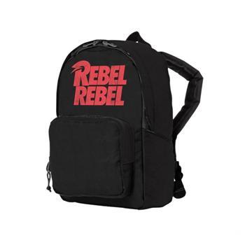 David Bowie Rebel Rebel Kids Backpack