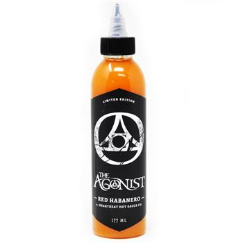 The Agonist Red Habanero Sauce