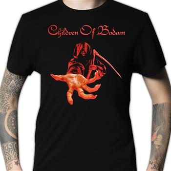 Buy Red Reaper T-shirt by Children Of Bodom