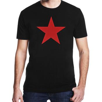 Rage Against The Machine Red Star