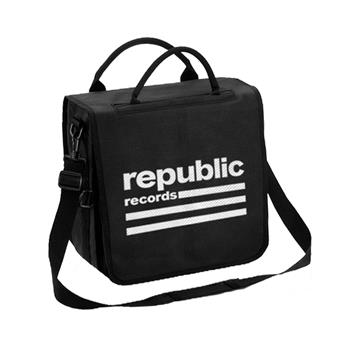 Republic Records Republic Records Vinyl Record Backpack