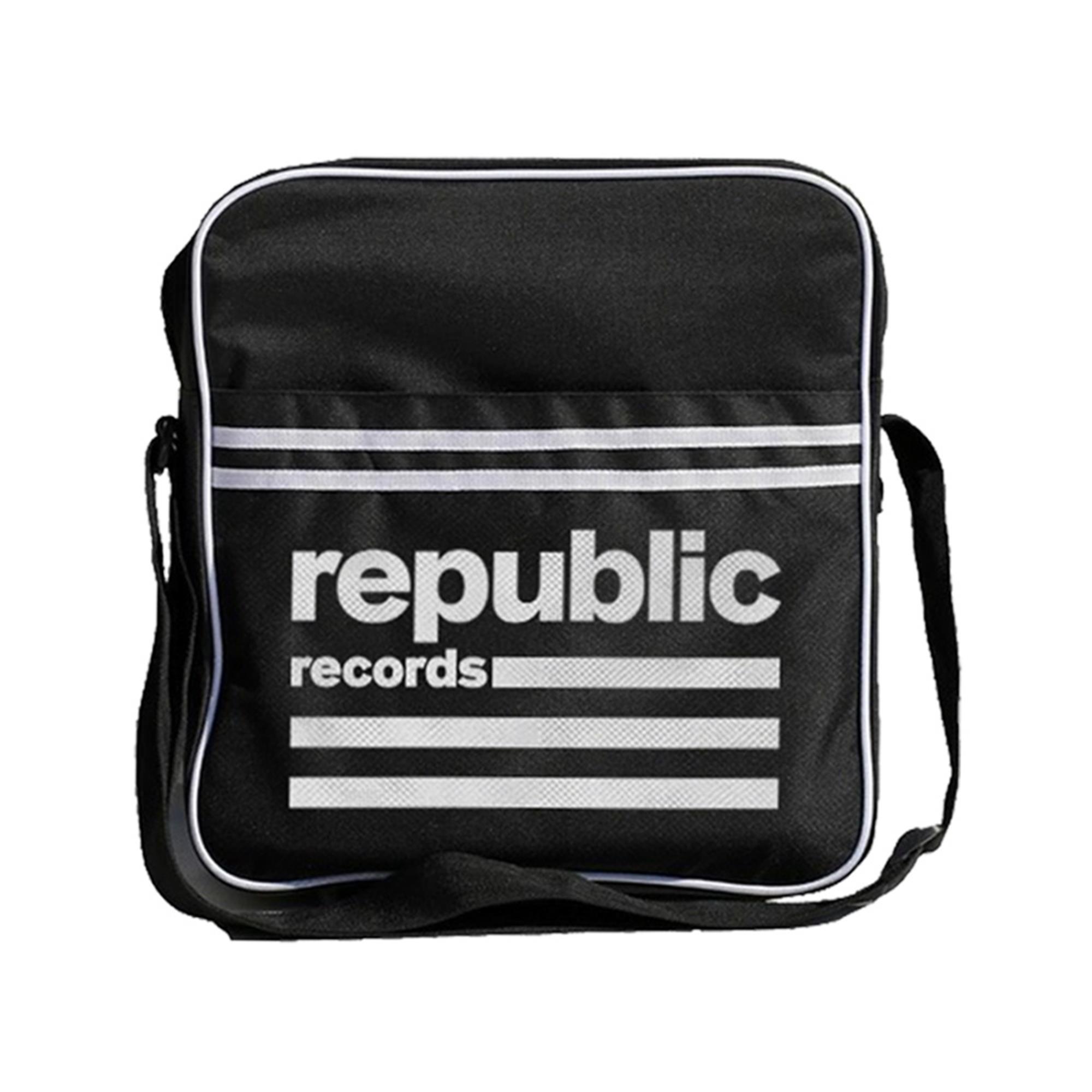 Republic Records Zip Top Vinyl Record Bag