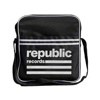 Republic Records Republic Records Zip Top Vinyl Record Bag