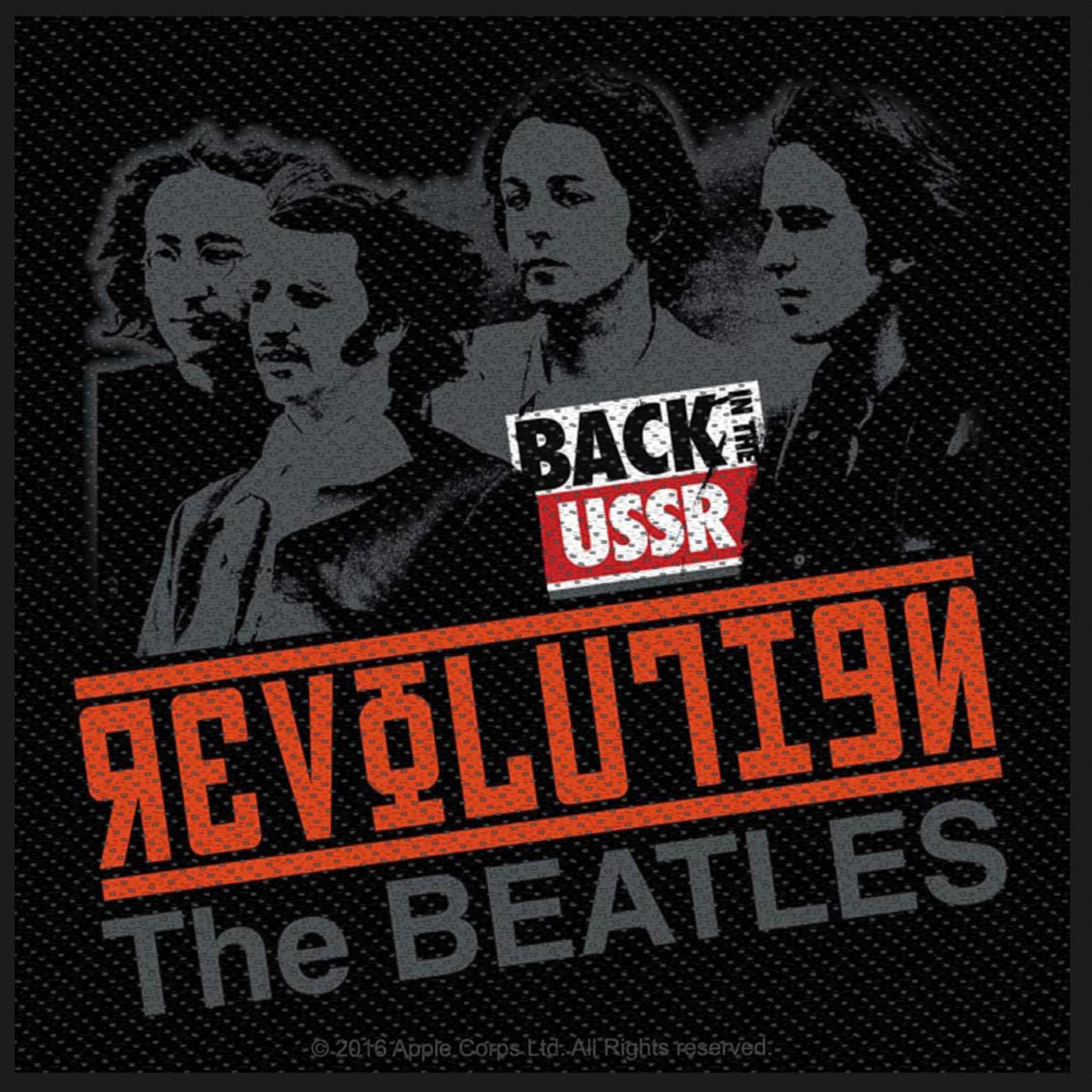 Revolution Patch