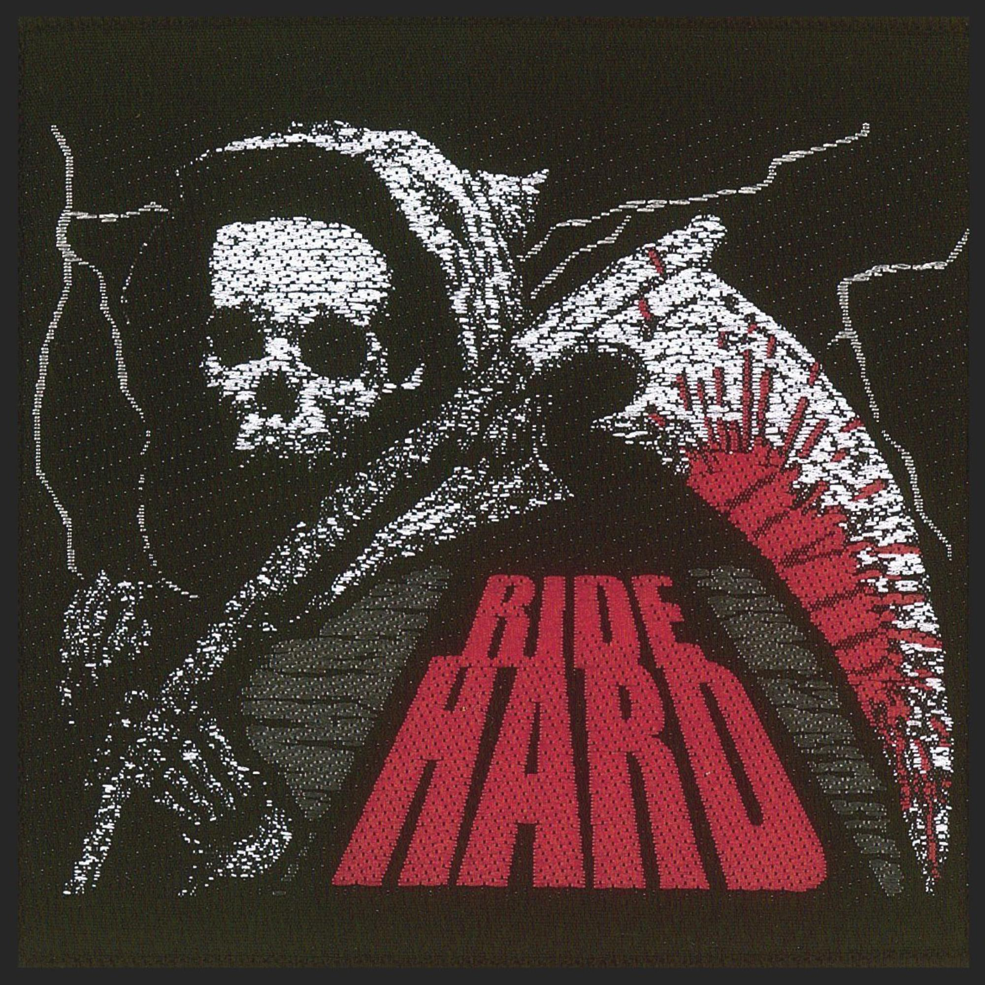 Ride Hard Patch