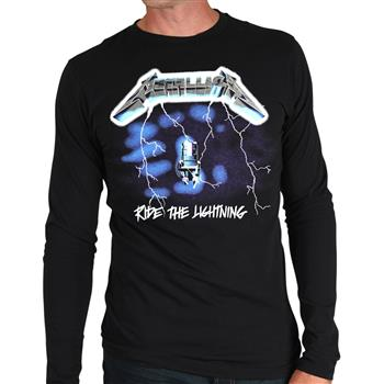 Metallica Ride The Lightning Longsleeve Shirt