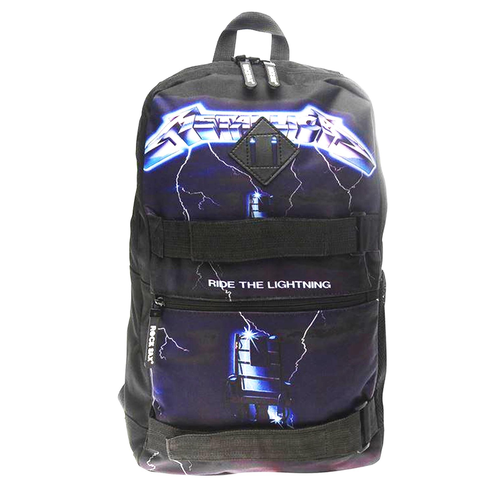 Ride The Lightning Skate Bag