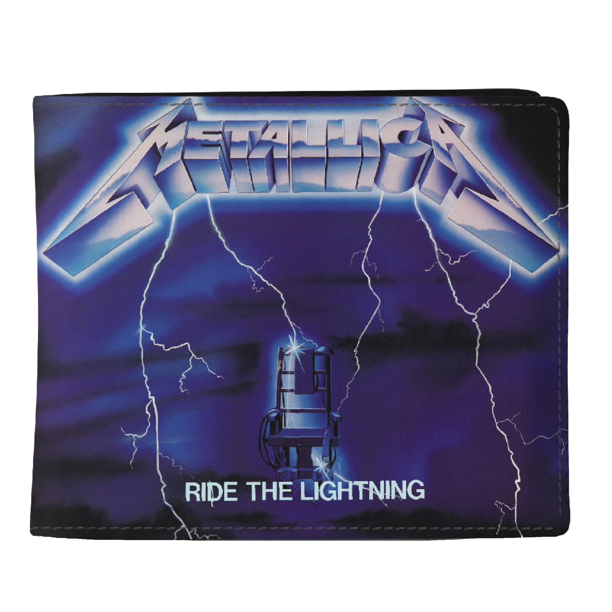 Ride The Lightning Wallet