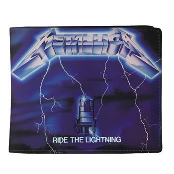 Metallica Ride The Lightning Wallet
