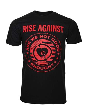 Rise Against Rise Against Good Enough T-Shirt