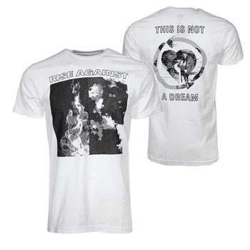 Buy Rise Against This Is Not A Dream T-Shirt by Rise Against