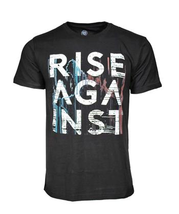 Rise Against Rise Against Wolves Stacked T-Shirt