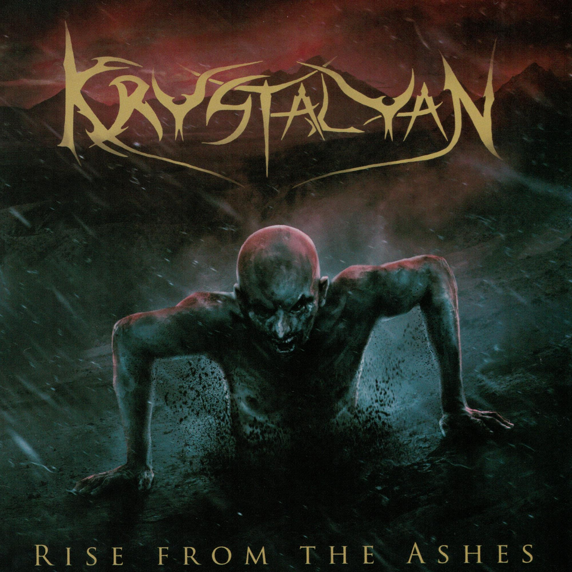 Rise From The Ashes CD