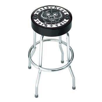 Motorhead Rock N Roll Bar Stool