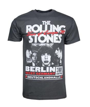 Rolling Stones Rolling Stones Europe 76 T-Shirt
