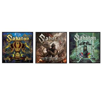 Sabaton Sabaton Patch Pack