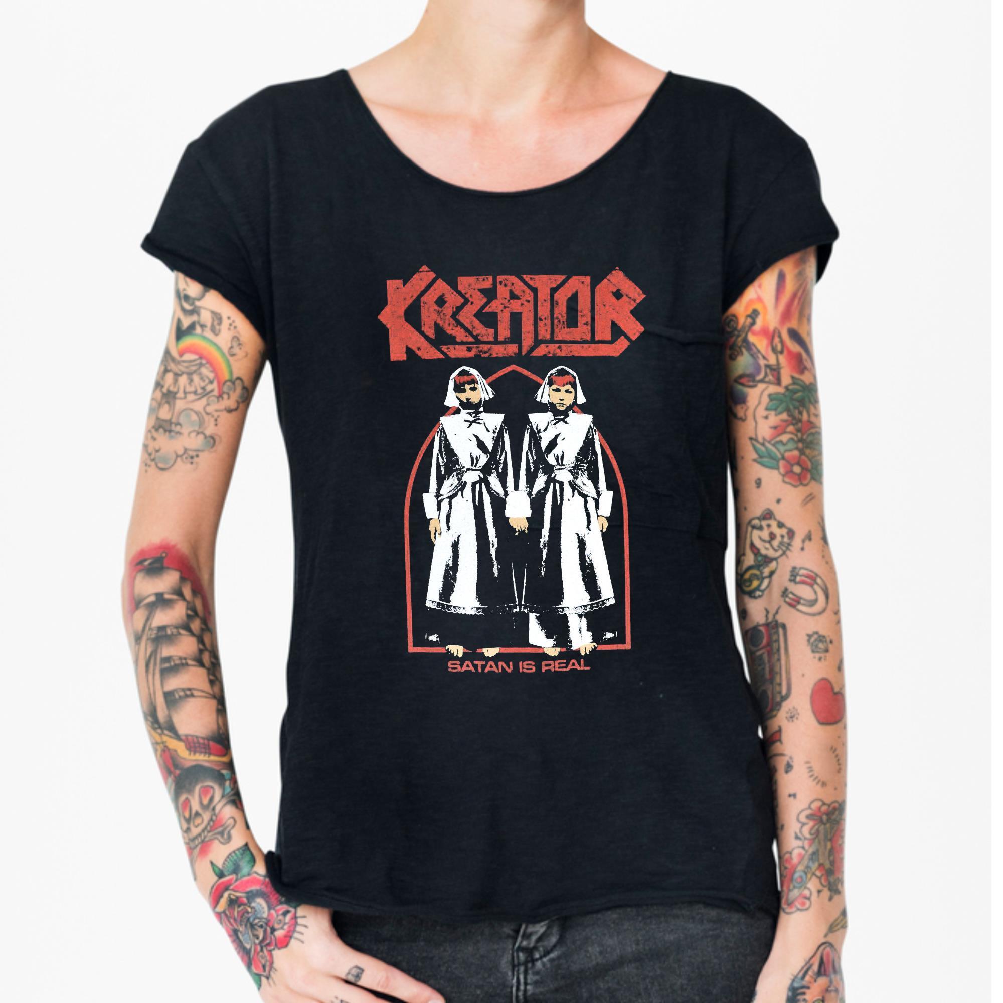Satan Is Real T-shirt