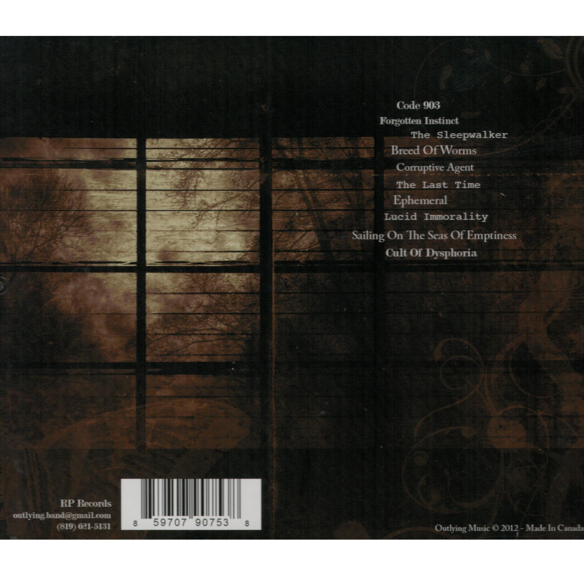 Scars Of Daylight CD