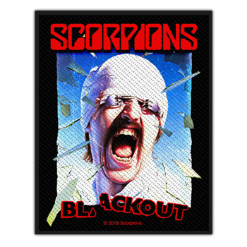 Buy Blackout Patch by Scorpions
