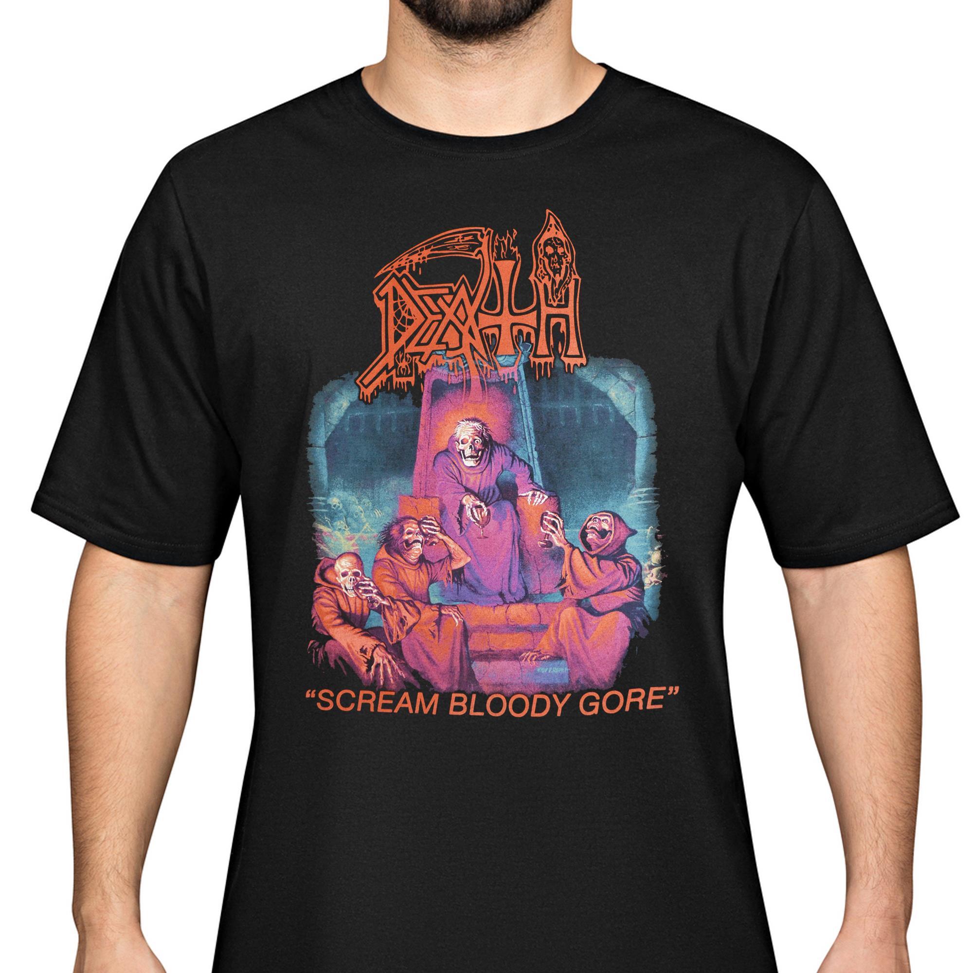 Scream Bloody Gore (Euro Variant)