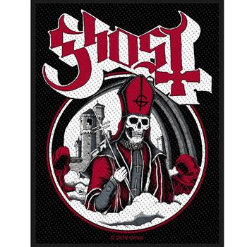 Ghost Secular Haze Patch