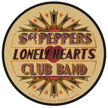 Beatles Sgt. Pepper Lonely Hearts Club Patch