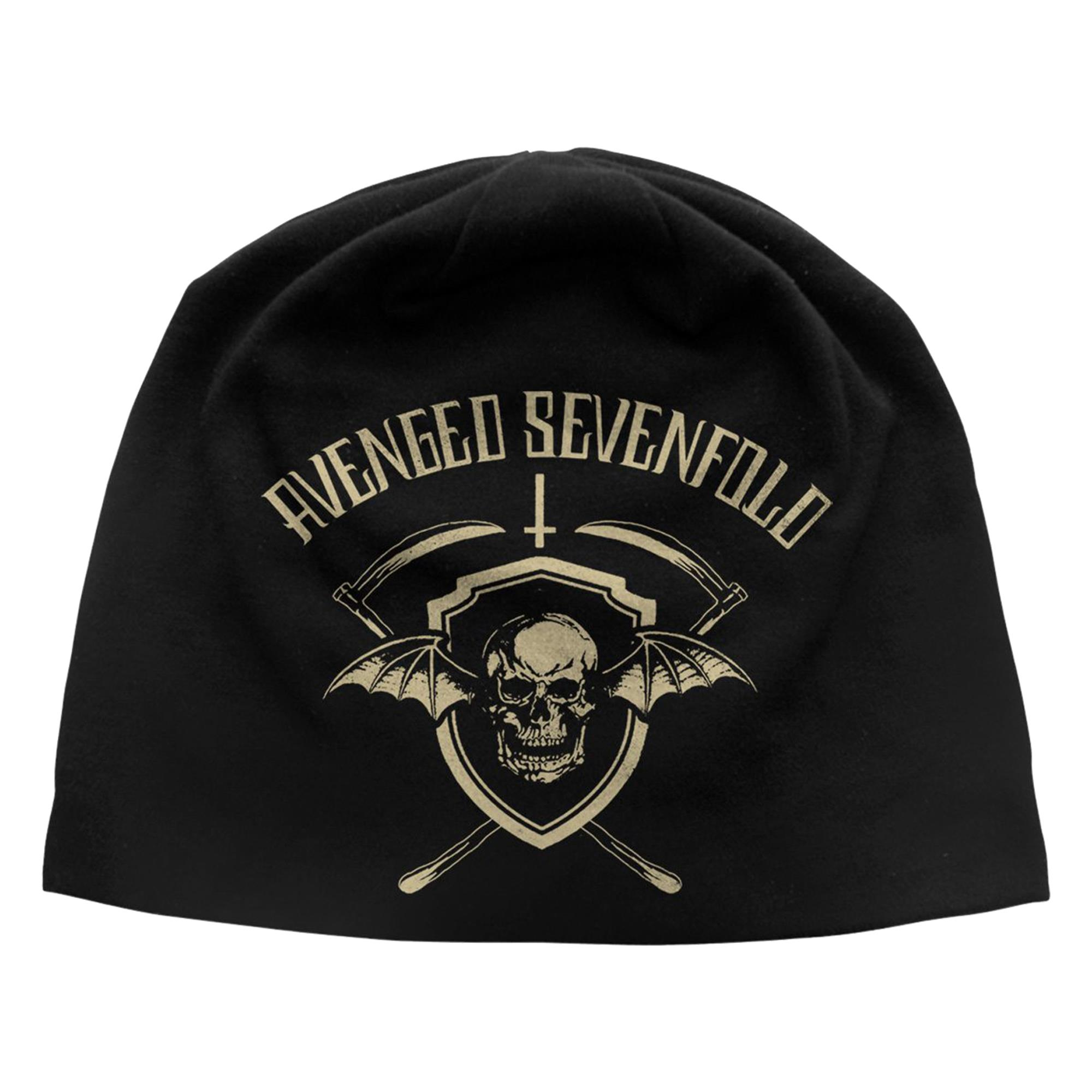 Shield (Discharge) Beanie
