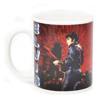 Buy Shine Mug by Elvis Presley