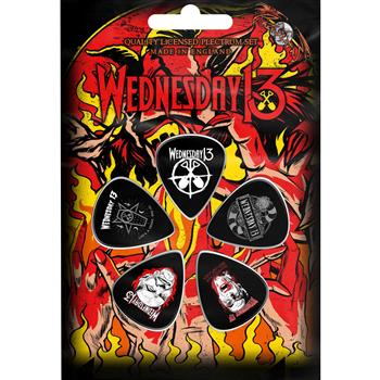 Buy Shovels Guitar Pick Set by Wednesday 13