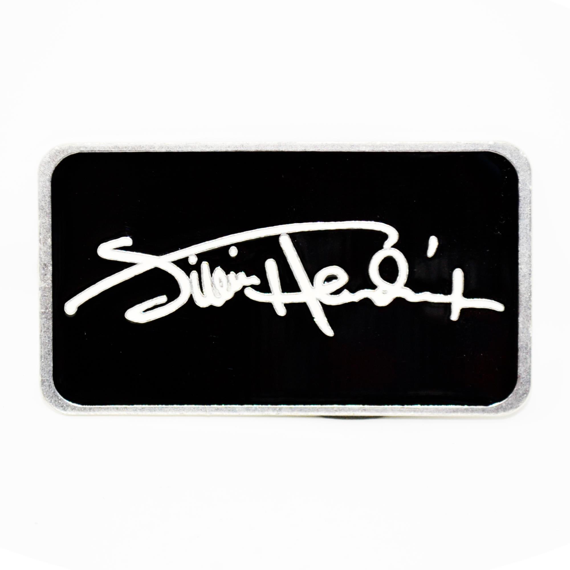 Signature Logo Buckle
