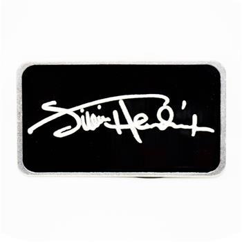 Jimi Hendrix Signature Logo Buckle