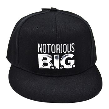 Notorious B.i.g. Silver Logo