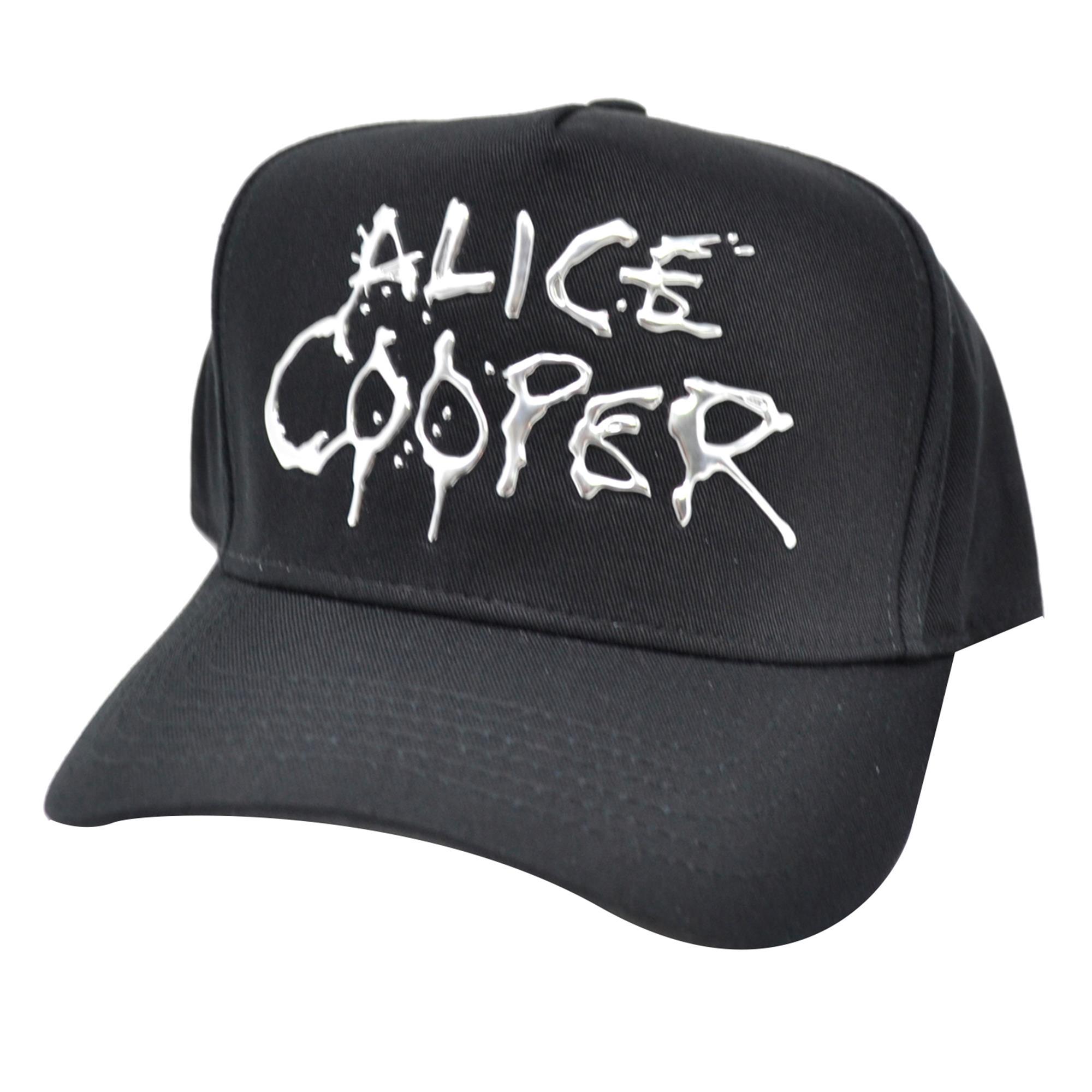 Silver Logo Hat