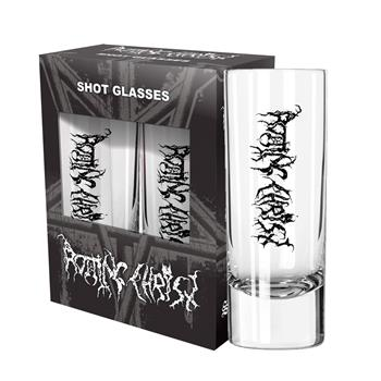 Rotting Christ Since 1989 Shot Glass