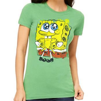Spongebob Squarepants Sitting