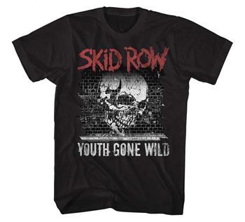Buy Skid Row Graffiti Gone Wild T-Shirt by Skid Row