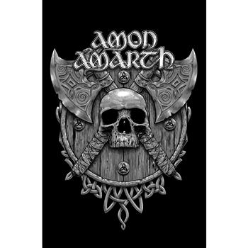 Amon Amarth Skull & Axes